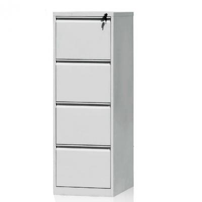 4 - Drawer metal office filing cabinet
