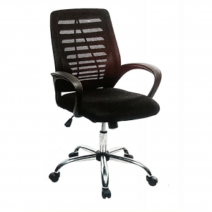 Heavy-duty executive leather Guest Conference/Visitor office chair