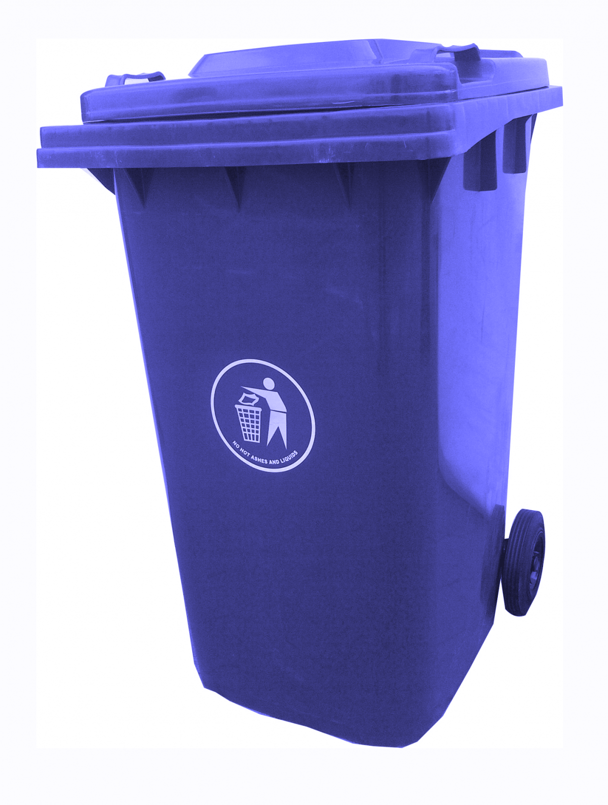 240 Litres Bayplast Plastic Wheelie Waste Bin Deep Green • Alfim Nigeria Limited