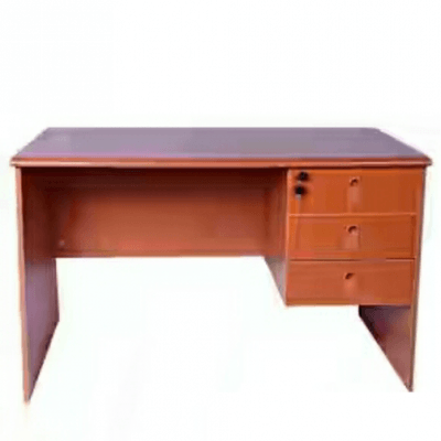 1.2 Metre - 4ft Wooden Office Staff Table
