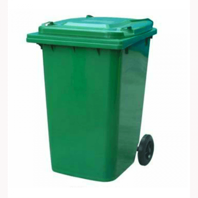Virgin Plastic Refuse Dust Bin