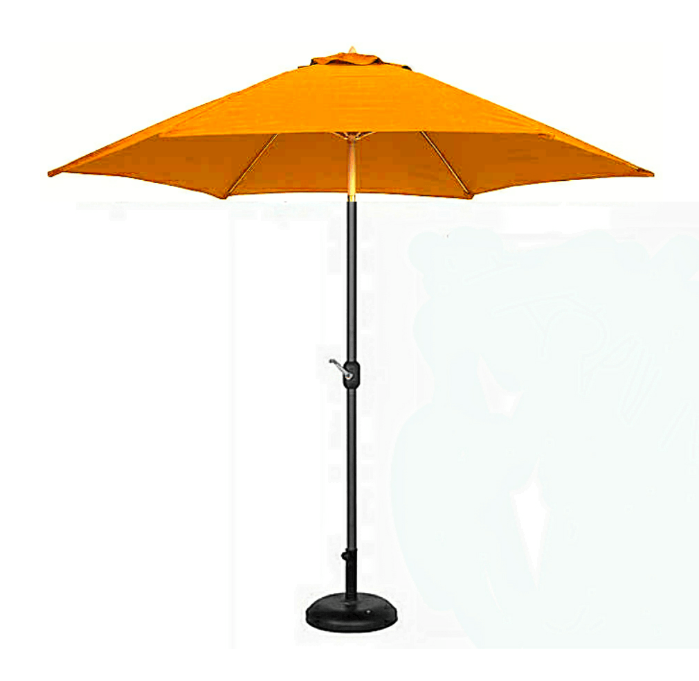 f3cb02727c69d Outdoor Garden Parasol Umbrella -Centre Pole | Quality Fabric ...