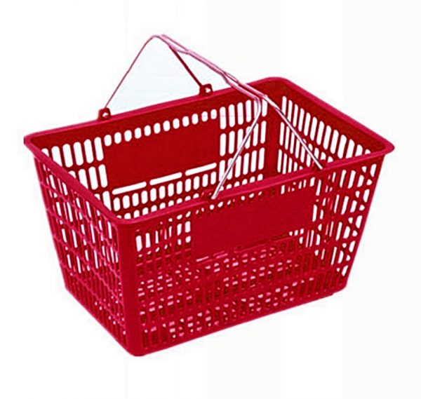 Large Supermarket  Grocery Shopping Cart Trolley - 240 Liter