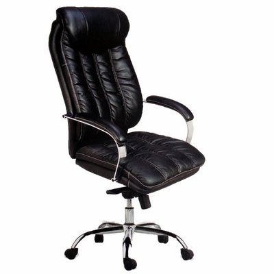 Executive Leather Swivel Chairman Office Chair