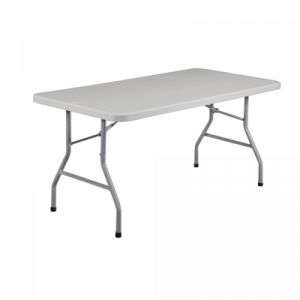 plastic foldable table