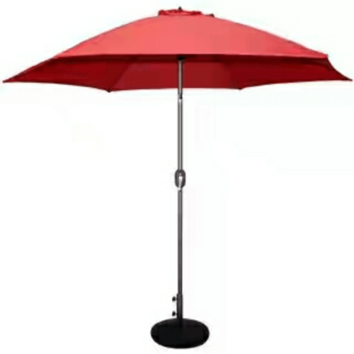 Tropishade-9-foot-Bronze-Aluminum-Red-Market-Umbrella-P16099687