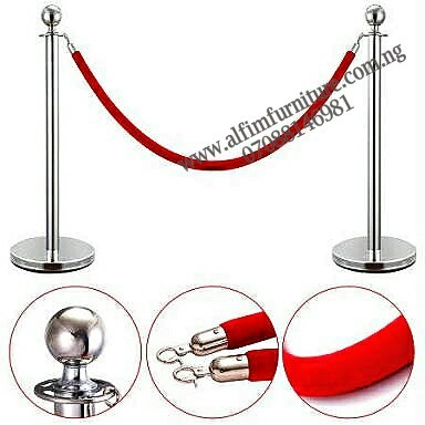 crowd control stanchion Stand stanchions queue guide queue rope
