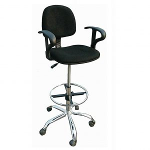 Zodenet Executive Mesh And Fabric Swivel Office Chair