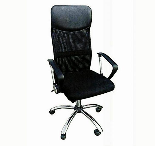 High Back Mesh - Revolving Office Chair