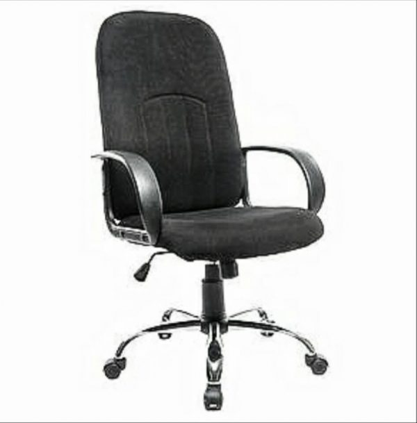 High Back Fabric Swivel Office Chair - S309CHR