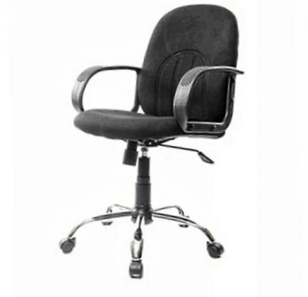 Medium Back Fabric Swivel Office Chair - S409CHR