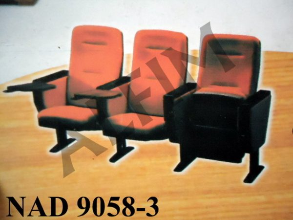 Triple Senate Auditorium Seat
