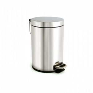 Stainless Steel pedal waste bin