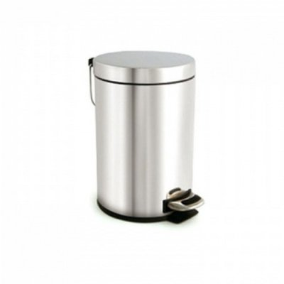 Stainless Steel pedal waste bin