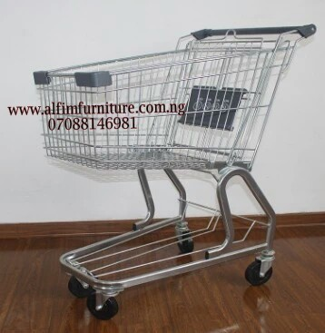 Alfim furniture supermarket shopping trolley
