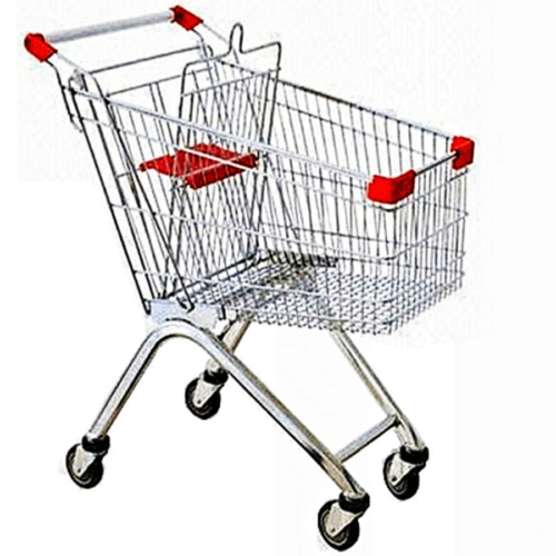 Supermarket Grocery Shopping Cart Trolley