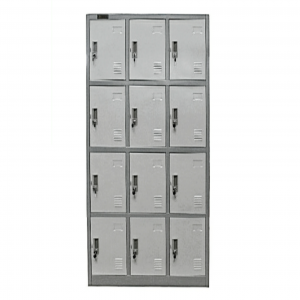 12-door Spectrum  Workers office Storage  lockers