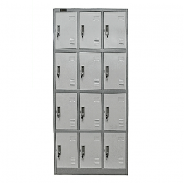 12-door Prima Workers office Storage  lockers