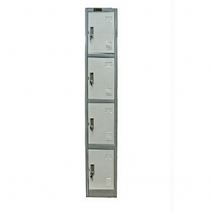 Workers Storage Lockers - 18 Door Metal Body