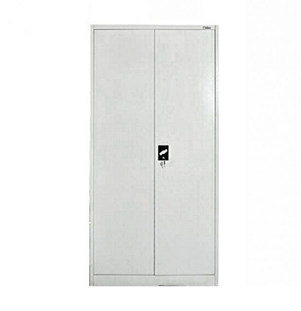 Full Height metal cupboard cabinet with adjustable shelves levels
