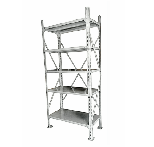 Alfim furniture bolted steel  braced shelving