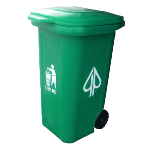 GeePee plastic waste bin