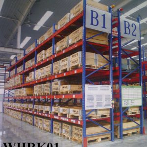 Heavy duty warehouse pallet racking warehouse rack storage rack