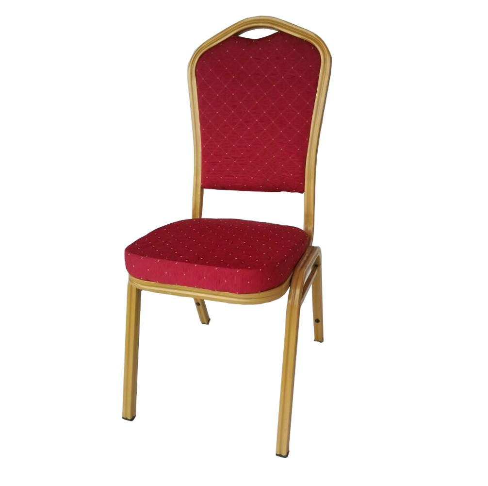Primegold Full Size Events Banquet Chair With Pocket At