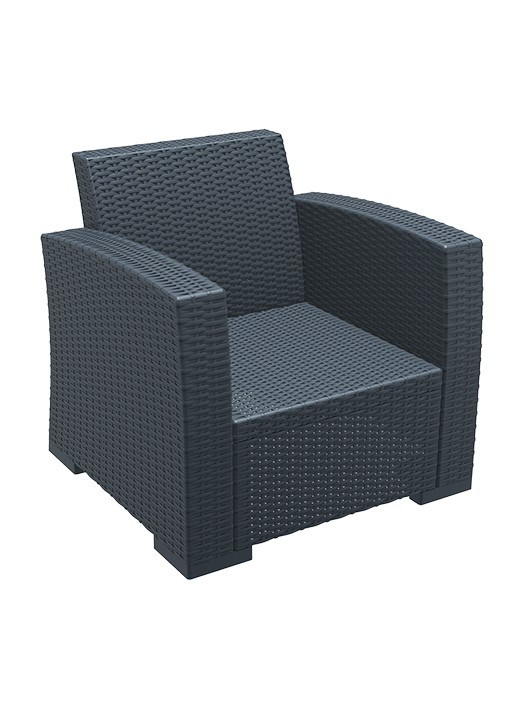 Laguno Single Seater Woven Rattan Sofa Chair