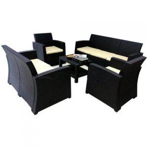 rattan style garden chairs
