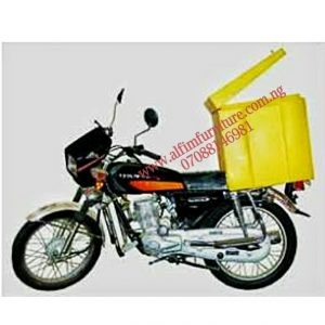 motorcycle delivery box for food