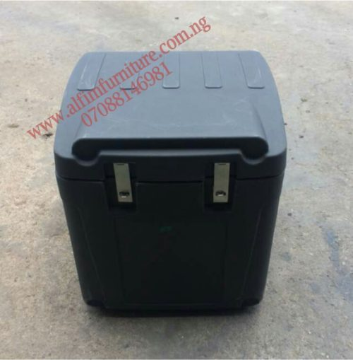 motorcycle delivery box for meat food pizza