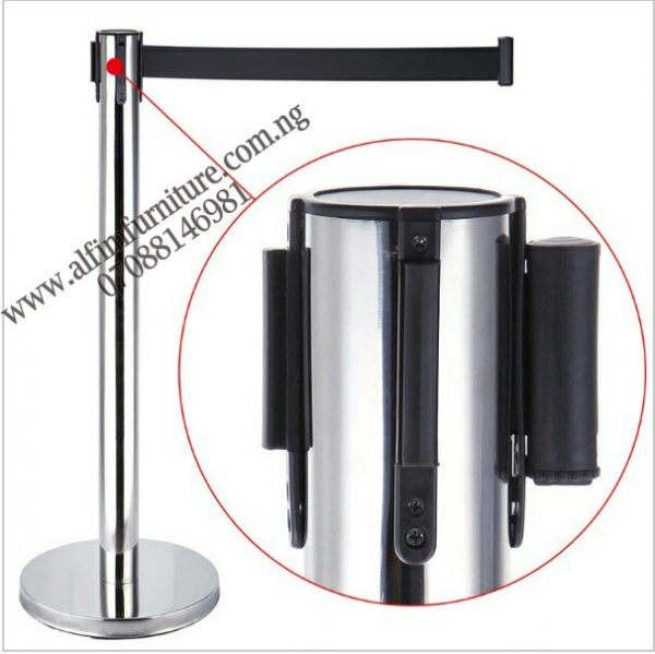 Crowd control Stanchion Velvet Ropes