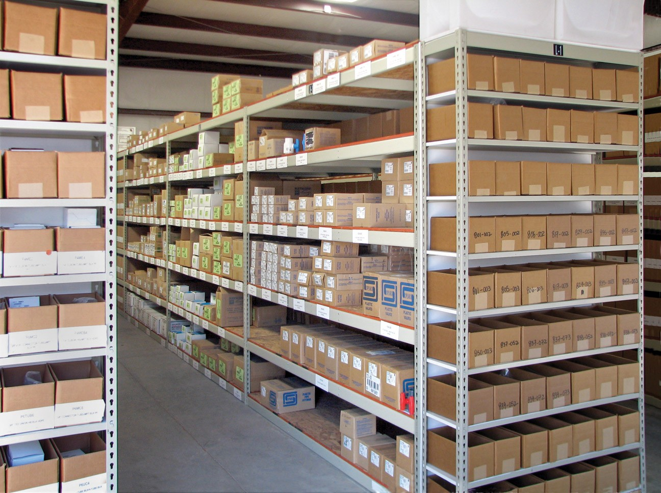 Boltless Steel Shelving Rack Storage Metal Shelves 6