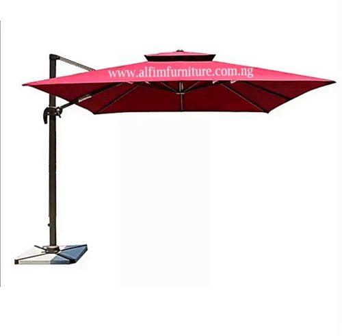 Alfim furniture 3mx3m Roma UmbrellaParasol_save_wm